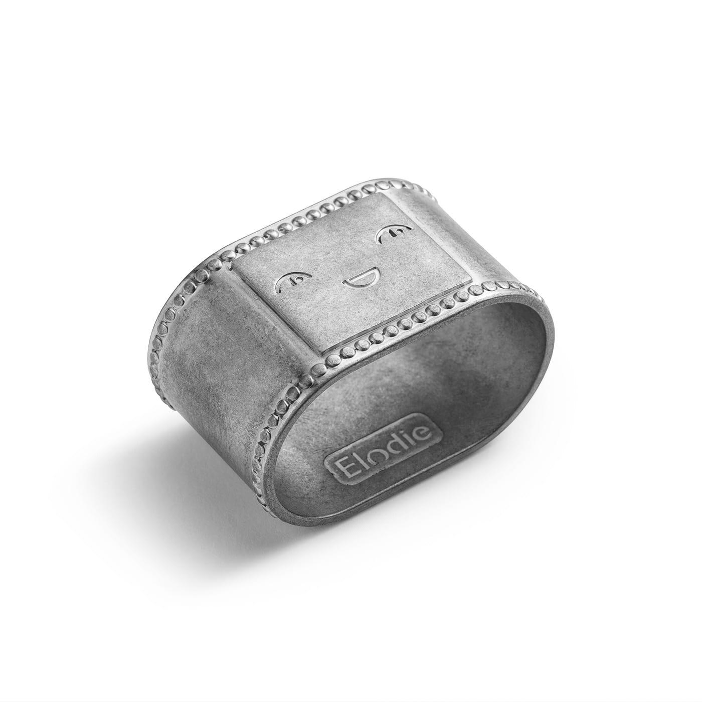 ELODIE DETAILS Κρίκος Πετσέτας Φαγητού Elodie Details Antique Silver