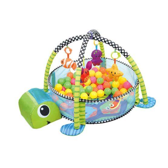Bebe Stars Εκπαιδευτικό γυμναστήριο – Πάρκο δραστηριοτήτων Turtle