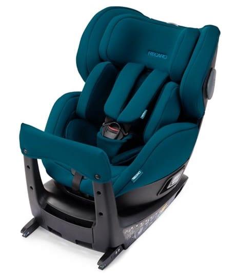 Recaro Παιδικό Κάθισμα Αυτοκινήτου Salia Select Teal Green