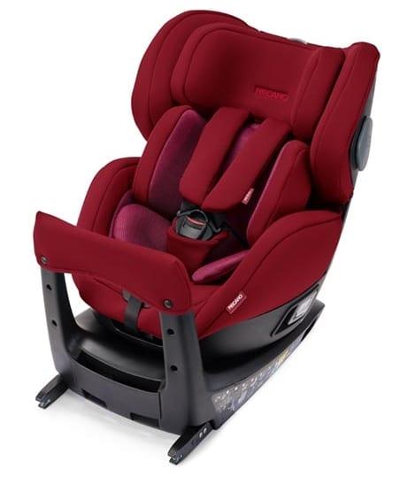 Recaro Παιδικό Κάθισμα Αυτοκινήτου Salia Select Garnet Red