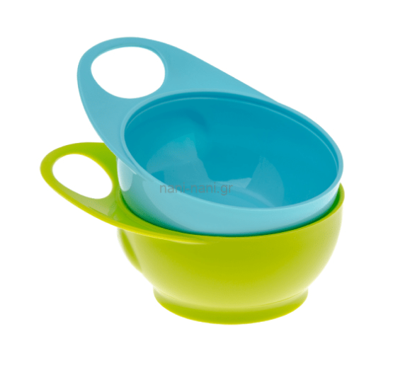 Brother max 2Easy-hold Bowls Blue/Green