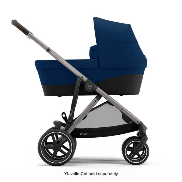 520003557 10 CYBEX GazelleS NavyBlue Single GazelleSCot