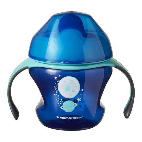 Tommee Tippee First cup 4m+ 150ml Blue