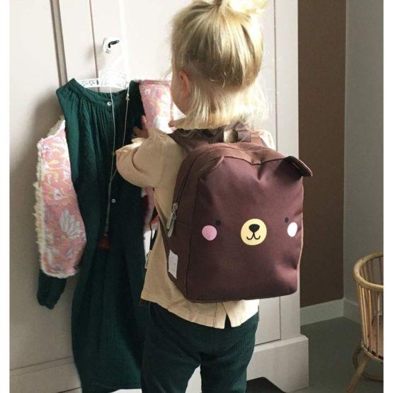Bpbebr32 Lr 5 Little Backpack Bear