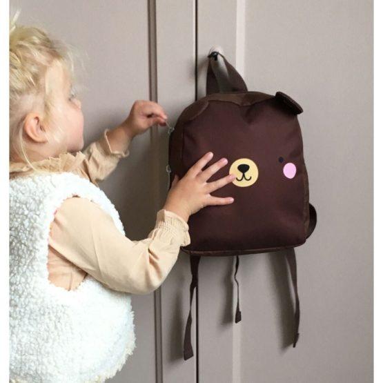 Bpbebr32 Lr 6 Little Backpack Bear
