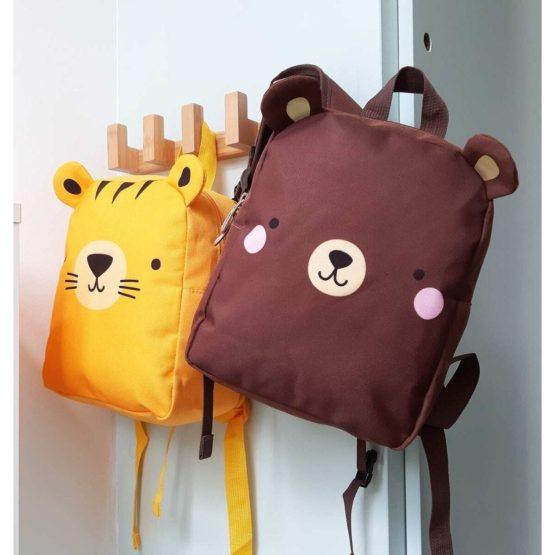 Bpbebr32 Lr 8 Little Backpack Bear