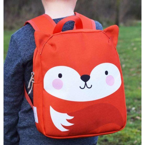 Bpfoor33 Lr 7 Little Backpack Fox