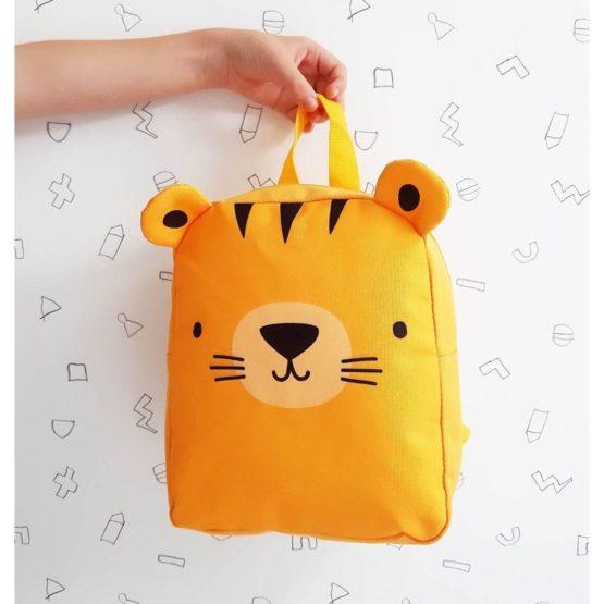 Bptiye31 Lr 10 Little Backpack Tiger