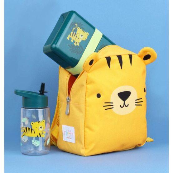 Bptiye31 Lr 11 Little Backpack Tiger