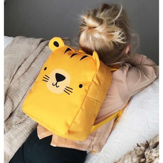 Bptiye31 Lr 4 Little Backpack Tiger