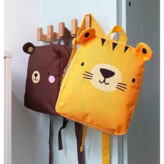 Bptiye31 Lr 8 Little Backpack Tiger