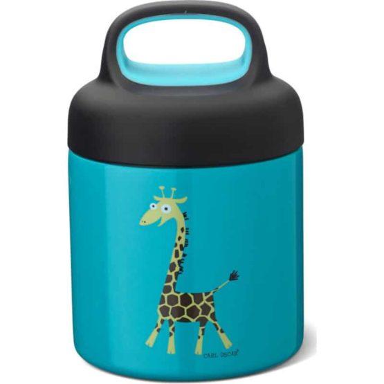 Carl Oscar Θερμός Για Φαγητό 0.3L TEMP LunchJar Giraffe
