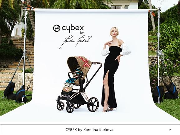 CYBEX By Karolina Kurkova