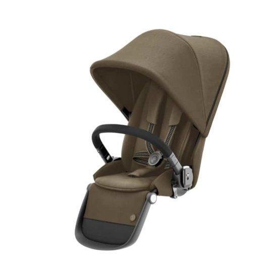 CYBEX Gazelle S Κάθισμα για 2ο παιδί Gazelle S Classic Beige (black frame)