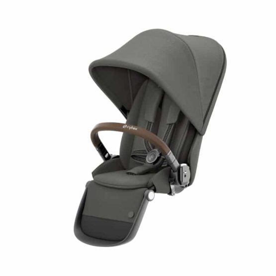 CYBEX Gazelle S Κάθισμα για 2ο παιδί Gazelle S Soho Grey (taupe frame)