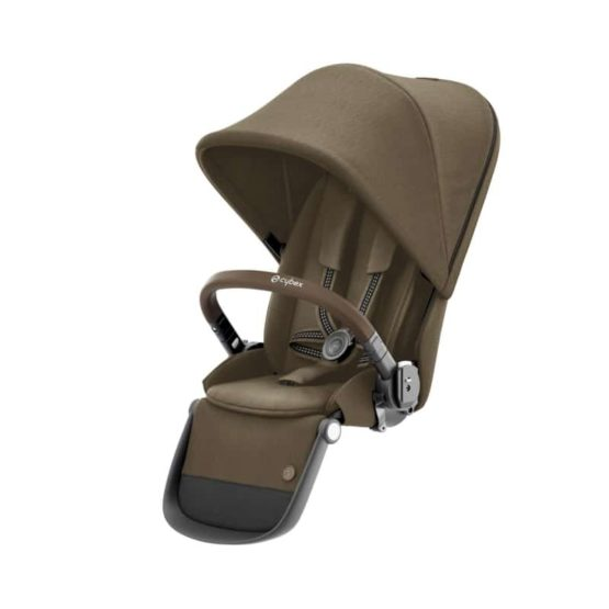 CYBEX Gazelle S Κάθισμα για 2ο παιδί Gazelle S Classic Beige (taupe frame)