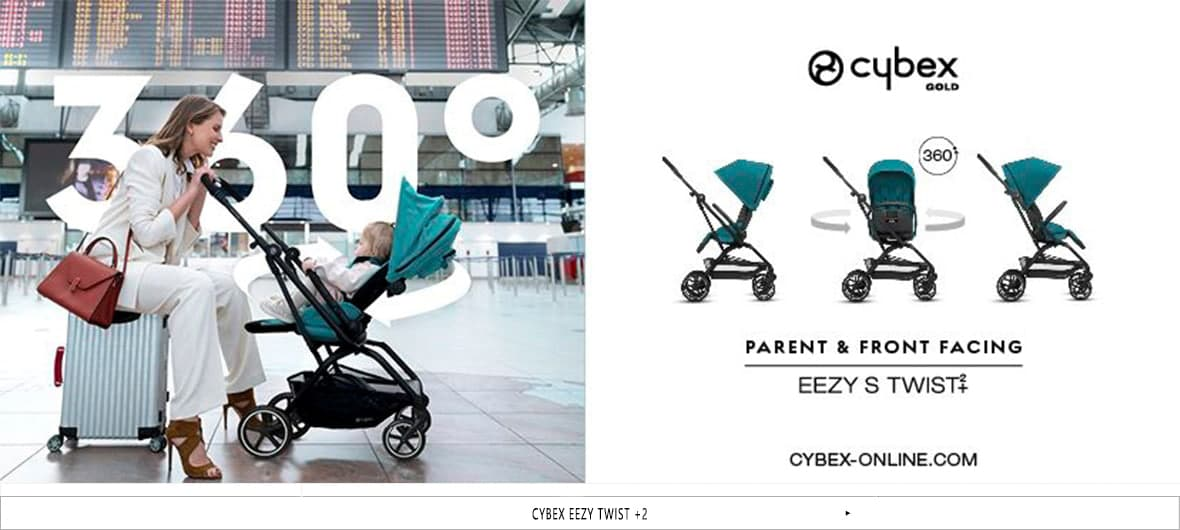 CYBEX EezySTwist+2