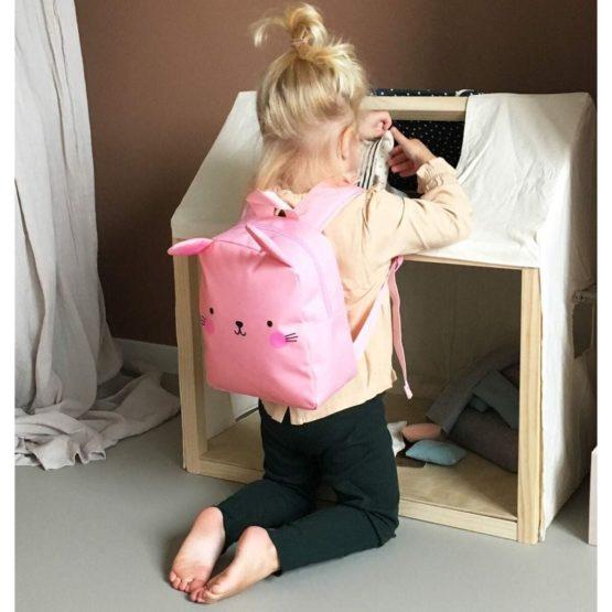 Pbbupi30 Lr 7 Little Backpack Bunny