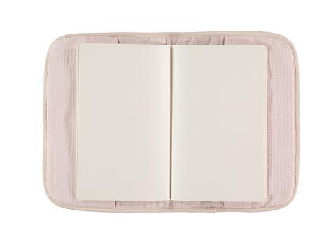 Poema Health Booklet Protege Carnet De Sante Funda Carnet Dream Pink Honeycomb Nobodinoz 2 Large