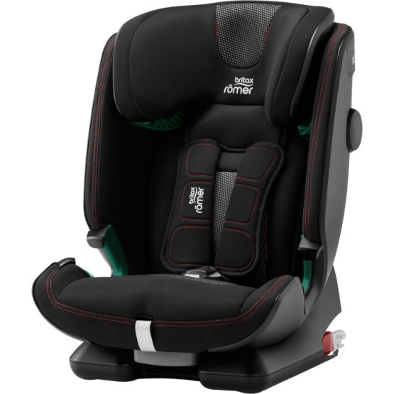 Britax Romer Κάθισμα Αυτοκινήτου Advansafix I-Size Cool Flow Black
