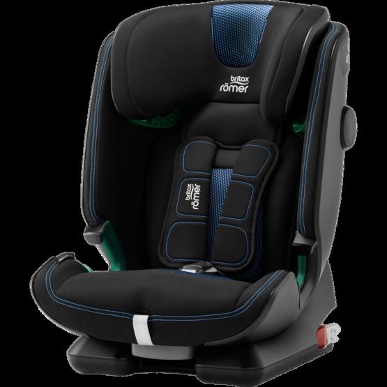 Britax Romer Κάθισμα Αυτοκινήτου Advansafix I-Size Cool Flow Blue