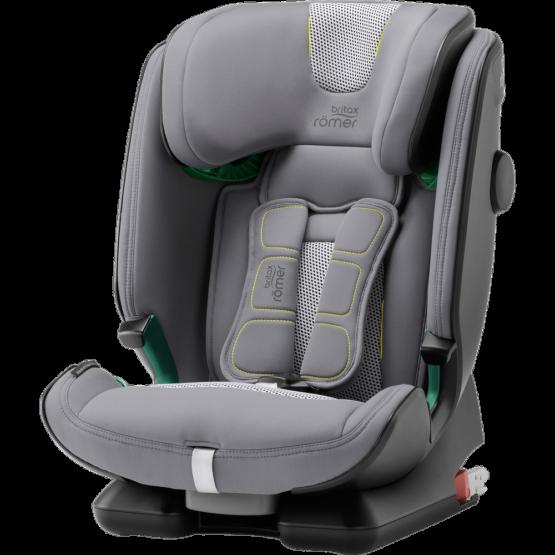 Britax Romer Κάθισμα Αυτοκινήτου Advansafix I-Size Cool Flow Silver