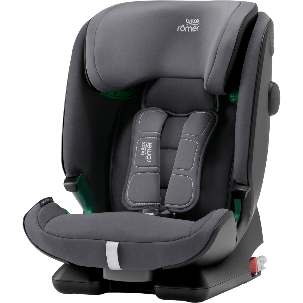 Britax Romer Κάθισμα Αυτοκινήτου Advansafix I-Size Storm Grey
