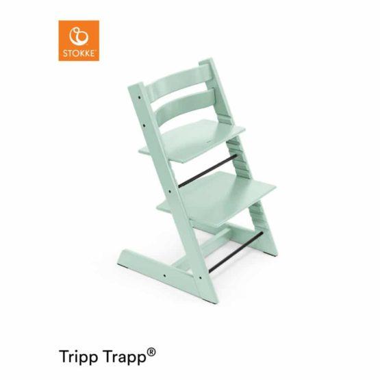 Stokke Tripp Trapp Κάθισμα Φαγητού Soft Mint