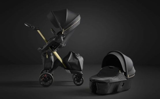 Stokke Xplory V6 Καρότσι Gold Limited Edition 2 in 1