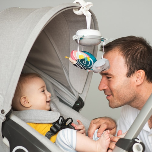 BEBEHOME Koala Mobile On The Go With Dad 1