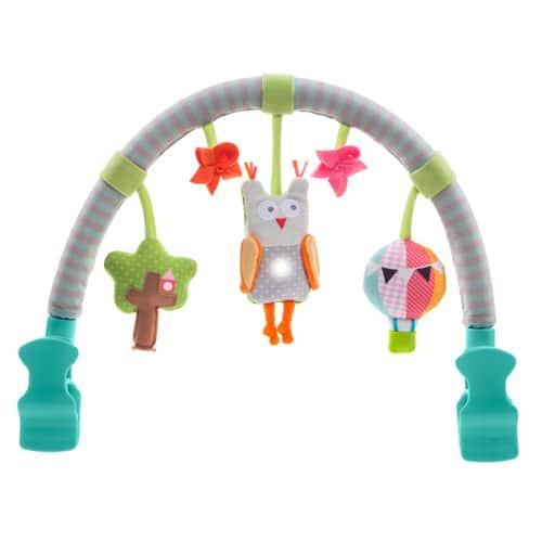 Taf Toys Παιχνίδι για Πορτ Μπεμπέ Musical Arch – Owl