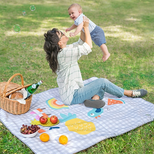 BEBEHOME Outdoors Play Mat 2