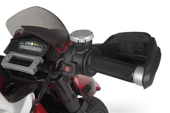Ducati ENDURO Dashboard