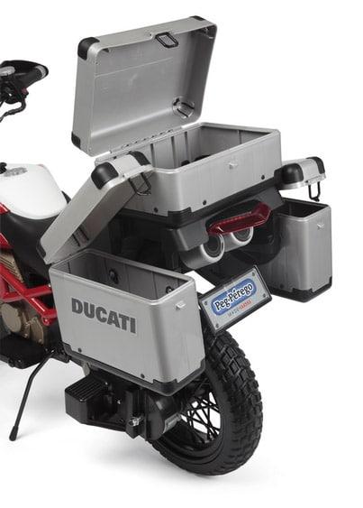 DucatiENDURO Boxes