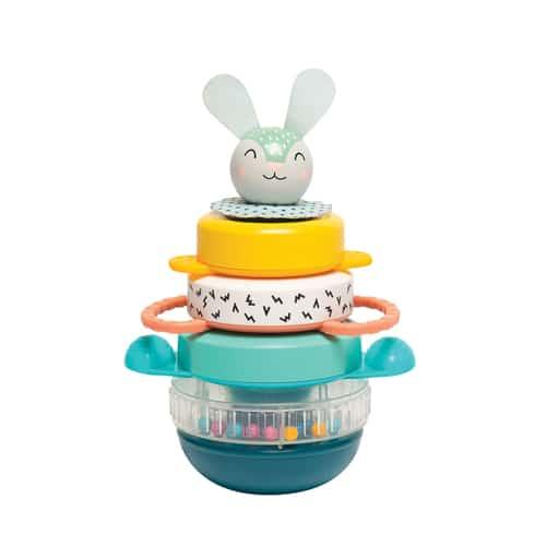 Taf Toys Παιχνίδι δραστηριοτήτων Hunny Bunny stacker