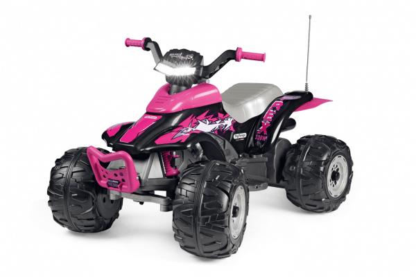 Peg Perego CORAL T-REX 330W Pink
