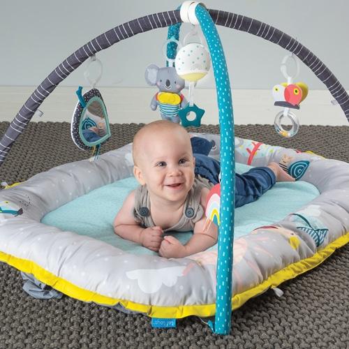Koala Cosy Gym 500×500 5 Open With Baby