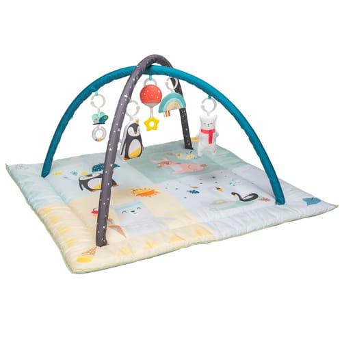 Taf Toys Γυμναστήριο & Χαλάκι Δραστηριοτήτων North Pole 4 season gym