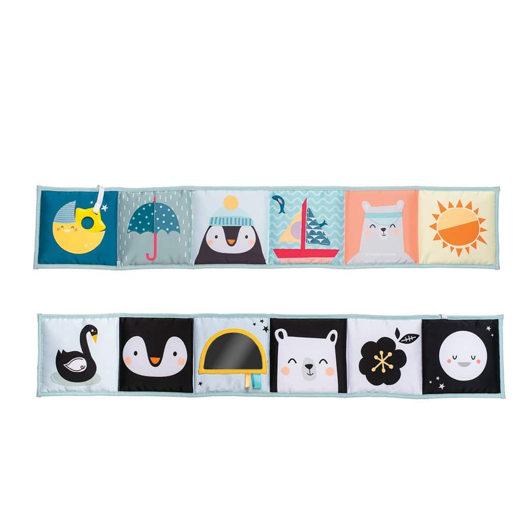 Taf Toys Μαλακό βιβλίο δραστηριοτήτων North Pole activity book