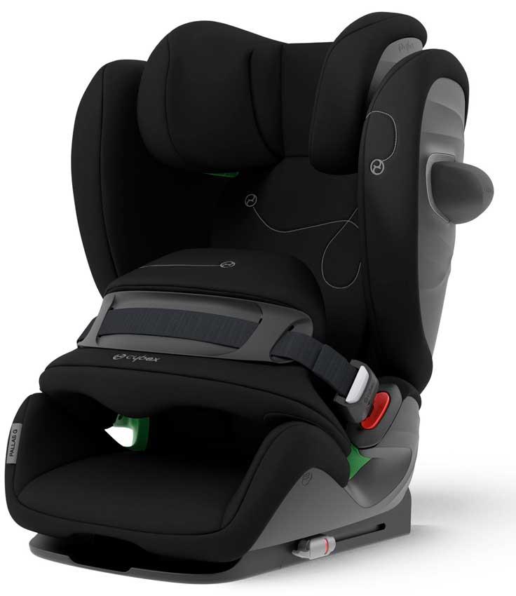 Cybex Κάθισμα Αυτοκινήτου Pallas G i-Size Deep Black