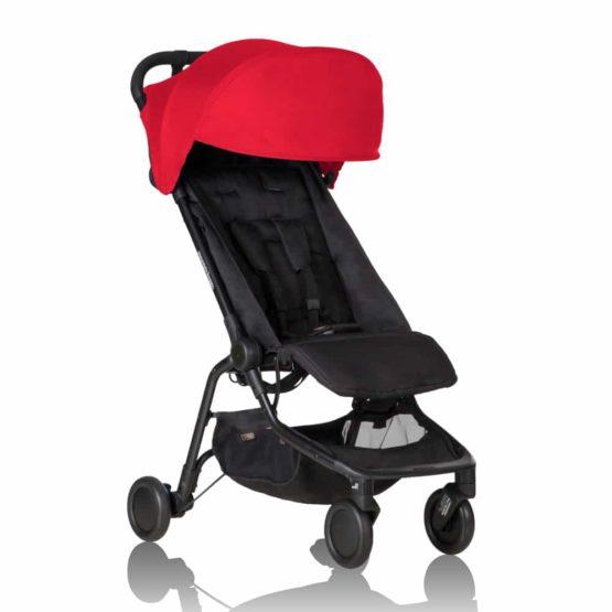 Mountain buggy® Nano παιδικό καρότσι Ruby