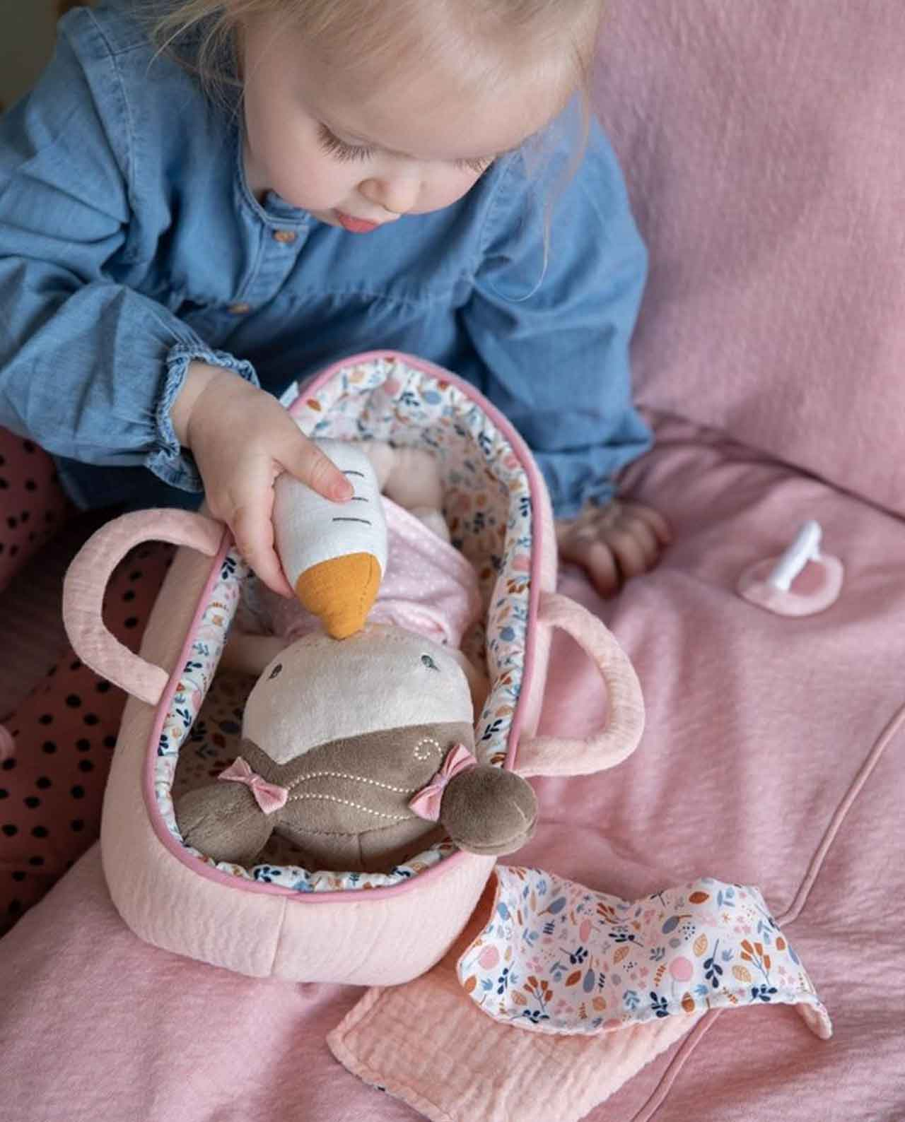 La Colmena Bebe Rosa Little Dutch 03