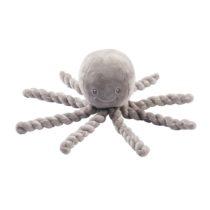 Peluche Octopus Gris
