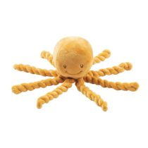 Peluche Octopus Ocre