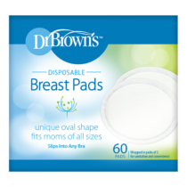 S4021H Pkg F Disposable Breast Pads 60 Pack