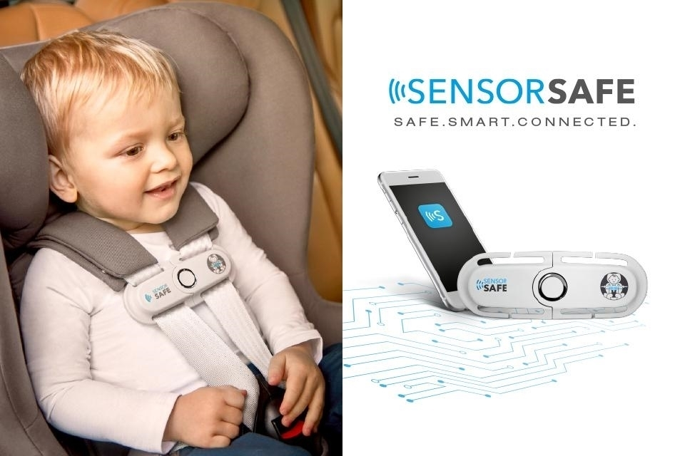 0050987 Cybex Sensorsafe Toddler