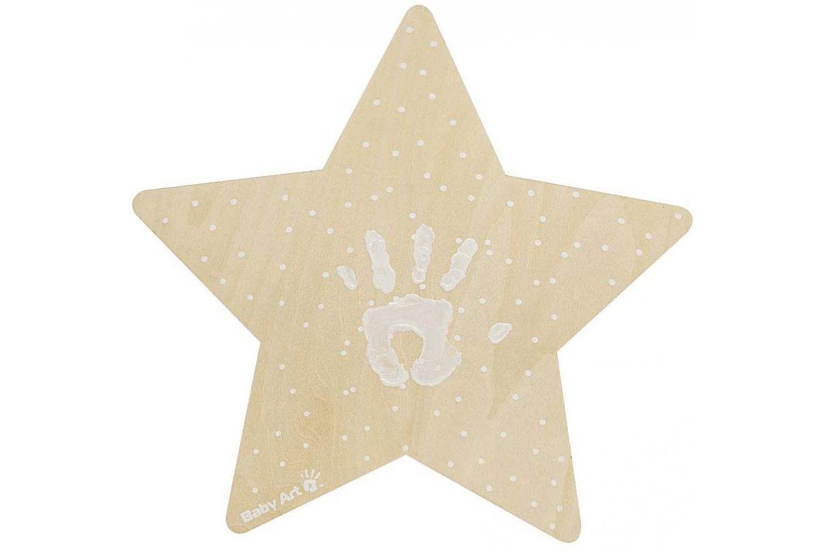Baby Art Φωτάκι Τοίχου με Αποτύπωμα Wall Light