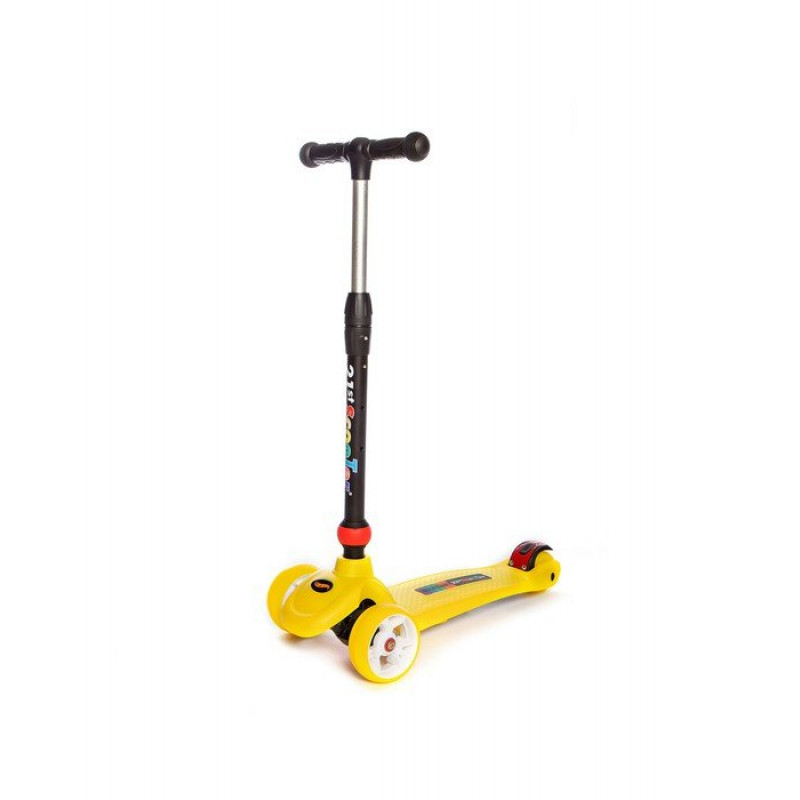 Baby Adventure Παιδικο Scooter 21st 12m Yellow BR75242