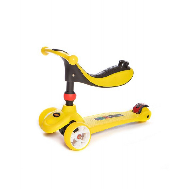 Baby Adventure Παιδικο Scooter 21st 12m Yellow BR752422