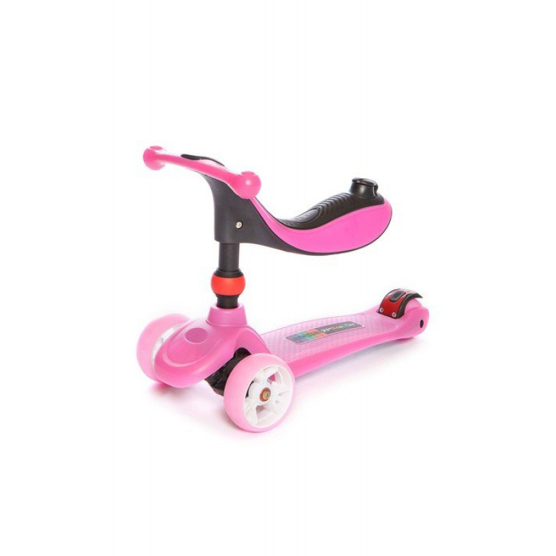 Baby Adventure Παιδικο Scooter Baby Adventure 21st 12m Pink BR75244